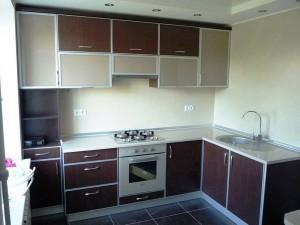 Кухня МДФ-008