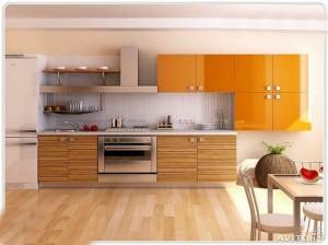 Кухня МДФ-011