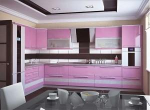 Кухня МДФ-017